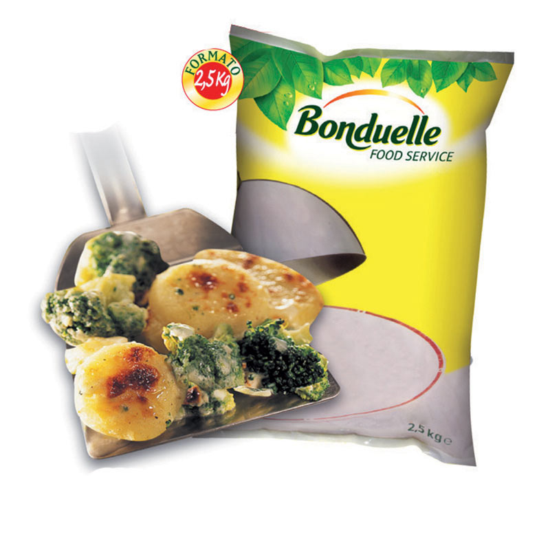 BON.GRATIN BROCCOLI E PATATE KG.2,5 BOND